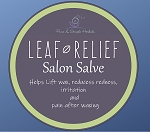 Leaf Relief-Salon Salve