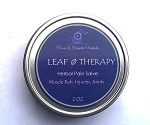 Leaf Therapy- Topical Pain Relief 2oz