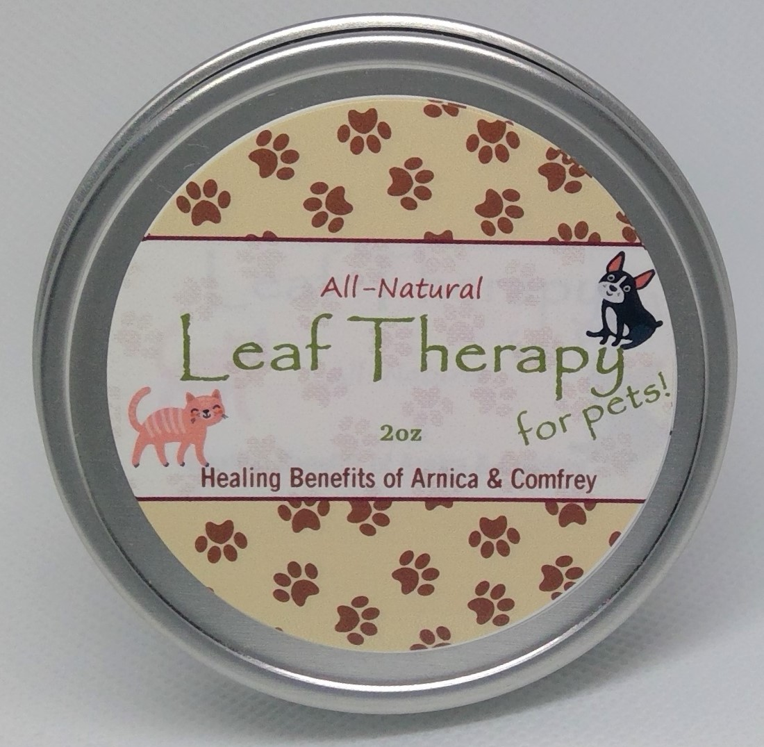 Leaf Therapy for Pets